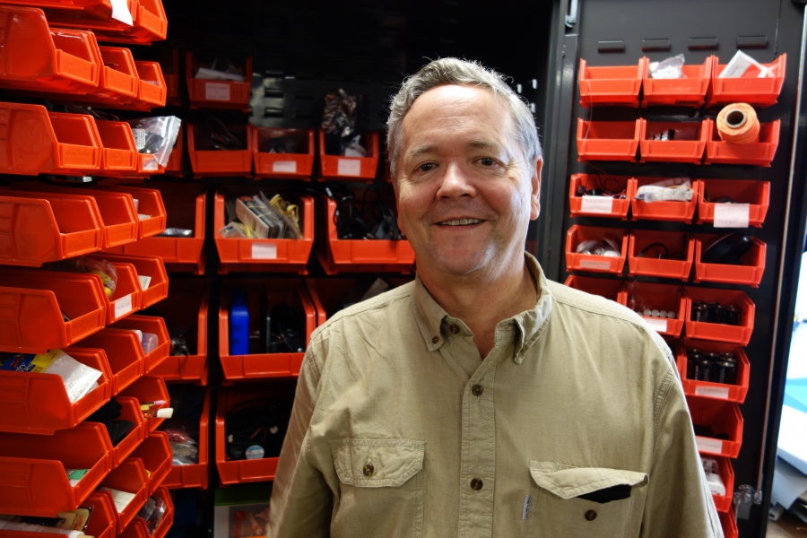 Dale Doughterty, founder of the Maker Movement