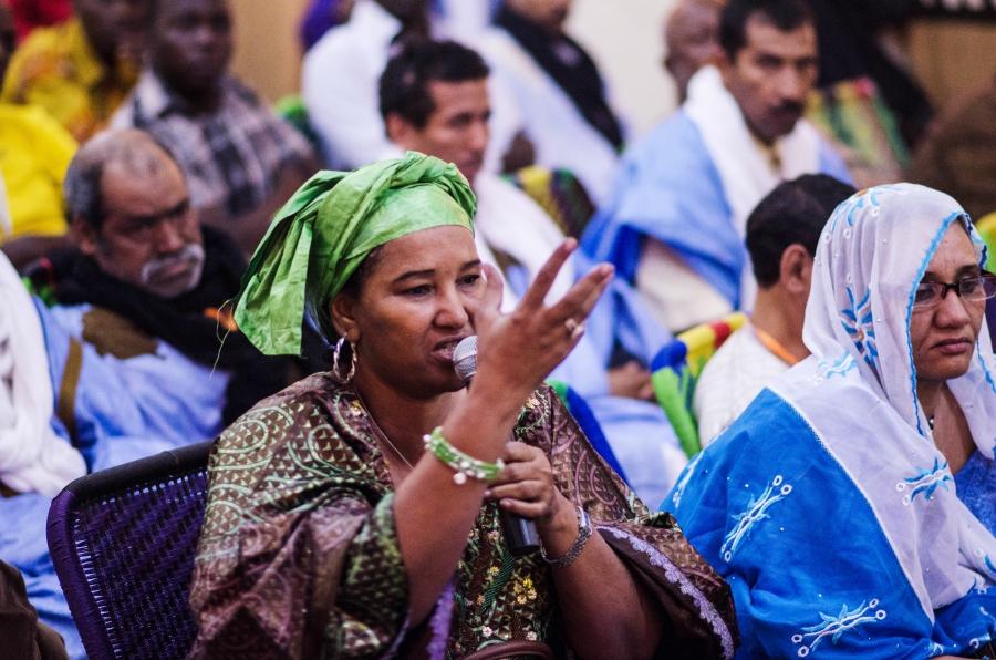 Fadimata Walet Oumar