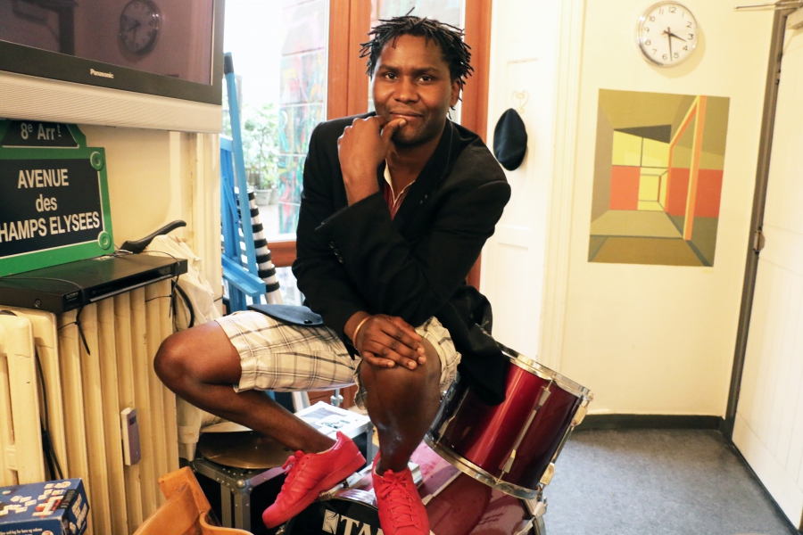 These African and Scandinavian musicians create sweet sounds in