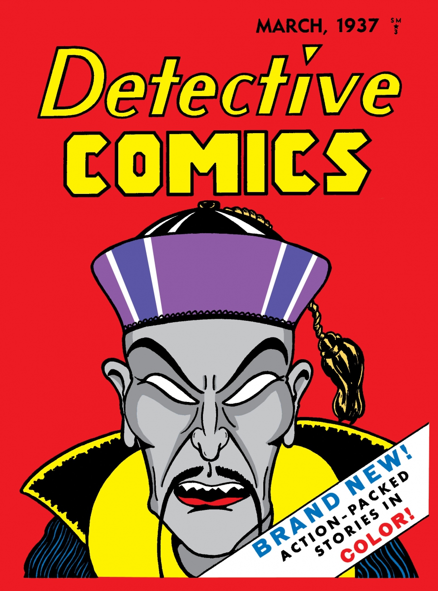 Dc comics chinese superman rights a wrong dating back to 1937 detective comics number one features the character ching lung a yellow peril villain biocorpaavc