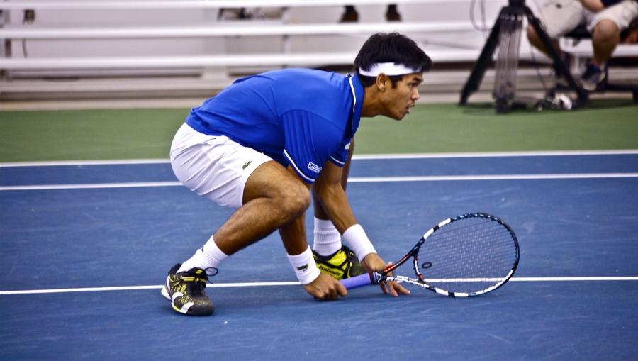 Indian tennis pro Somdev Devvarman