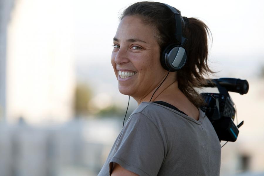 Israeli filmmaker Danae Elon.