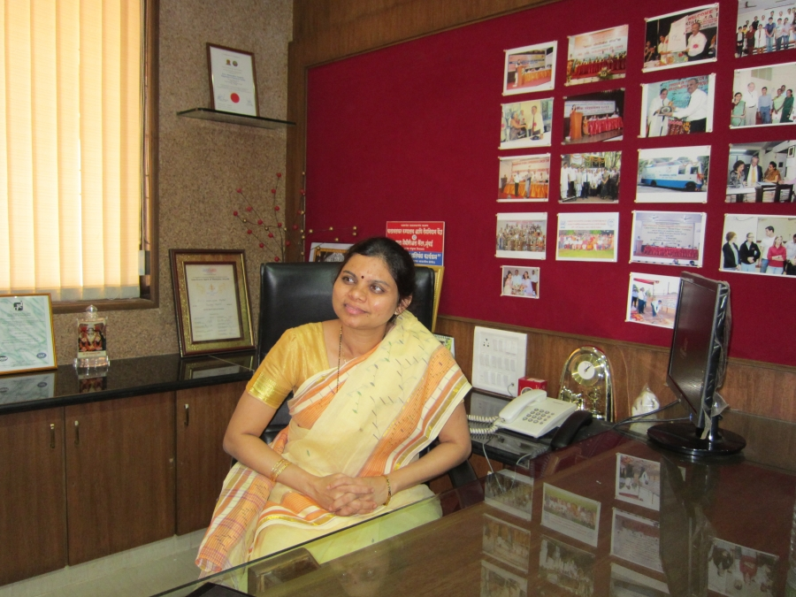 Dr. Suvarna Patil