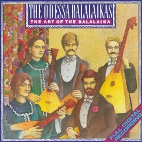 The Odessa Balalaikas - All the Gossips Left for Home