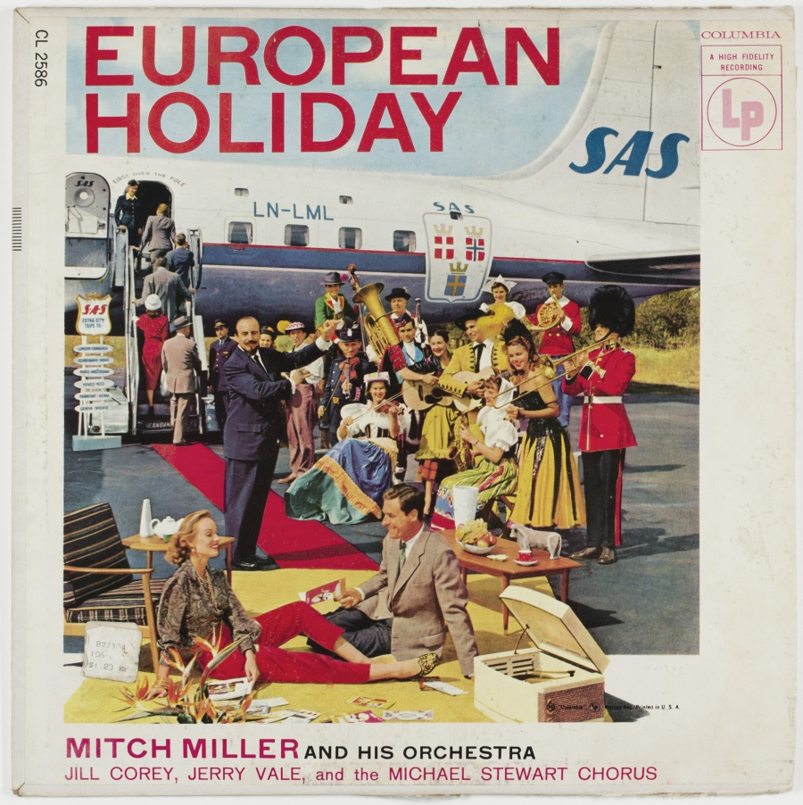 Mitch Miller and his Orchestra, European Holiday