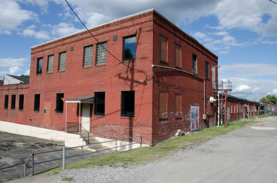 The Coalfield Development Corporation bought the old clothing manufacturing factory in Huntington, West Virginia for $1 per square foot.