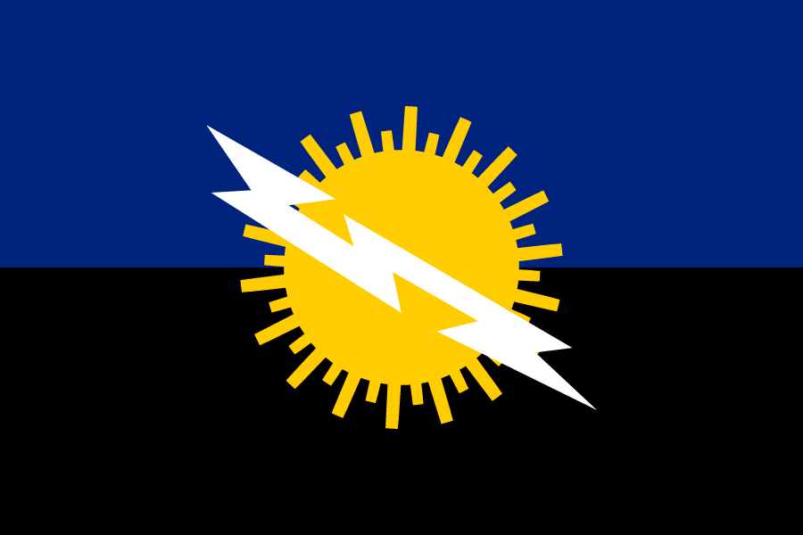 The Flag of Zulia State