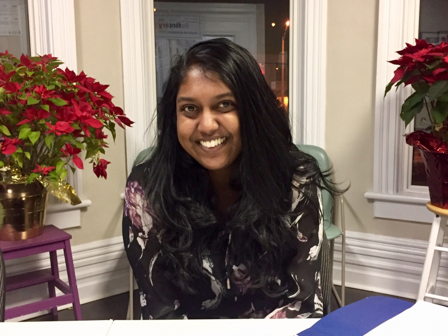 Sumathy Rahunathan is a volunteer clinic coordinator.
