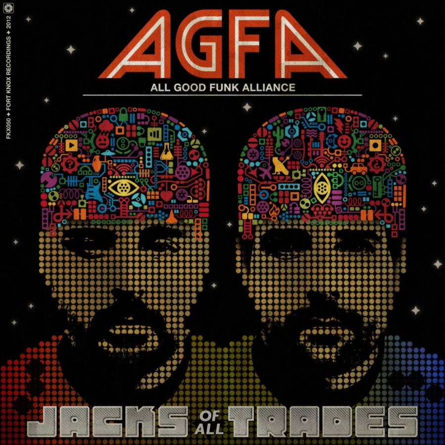 All Good Funk Alliance 'Jack of All Trades'