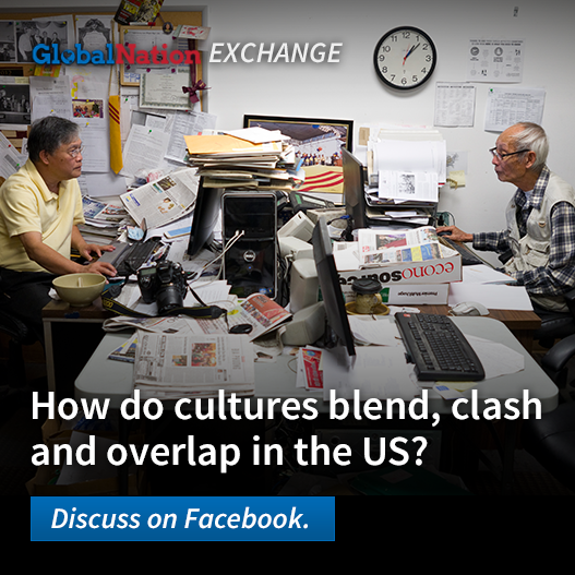 Join the conversation in the Global Nation Exchange on Facebook