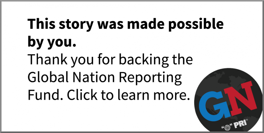 This story was made possible by you. Thank you for supporting the Global Nation Reporting Fund. Click to learn more.