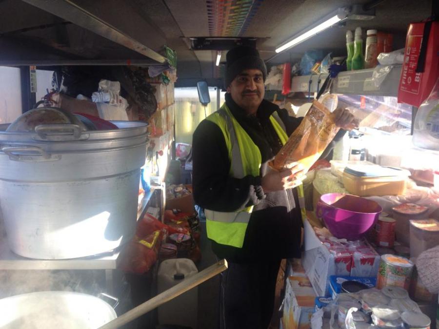 Chef On The Run Halal Food Truck