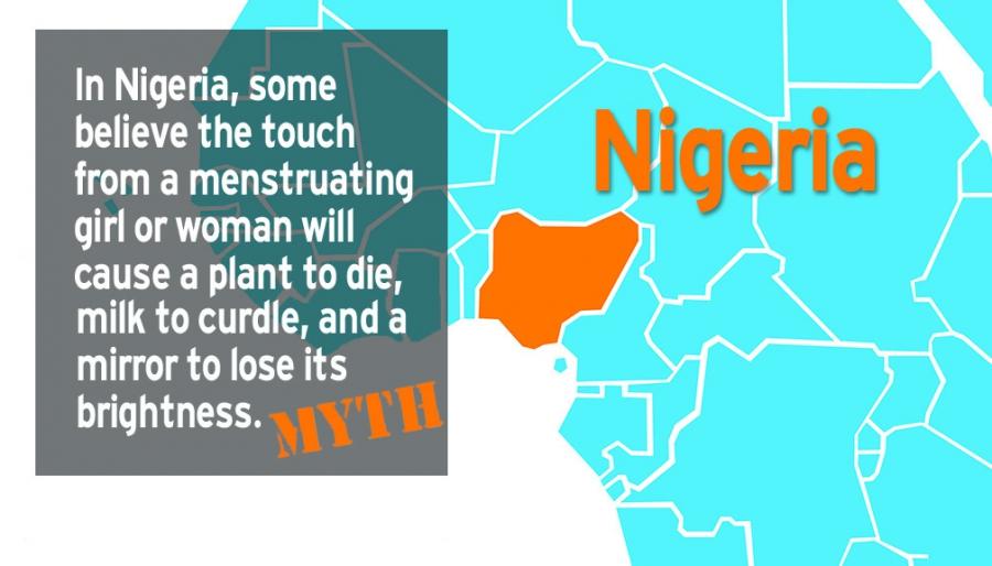 Nigeria myth