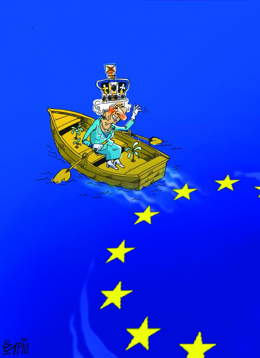 Cartoon from Firoozeh Mozaffari of Iran