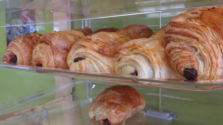 Pastries at MA France