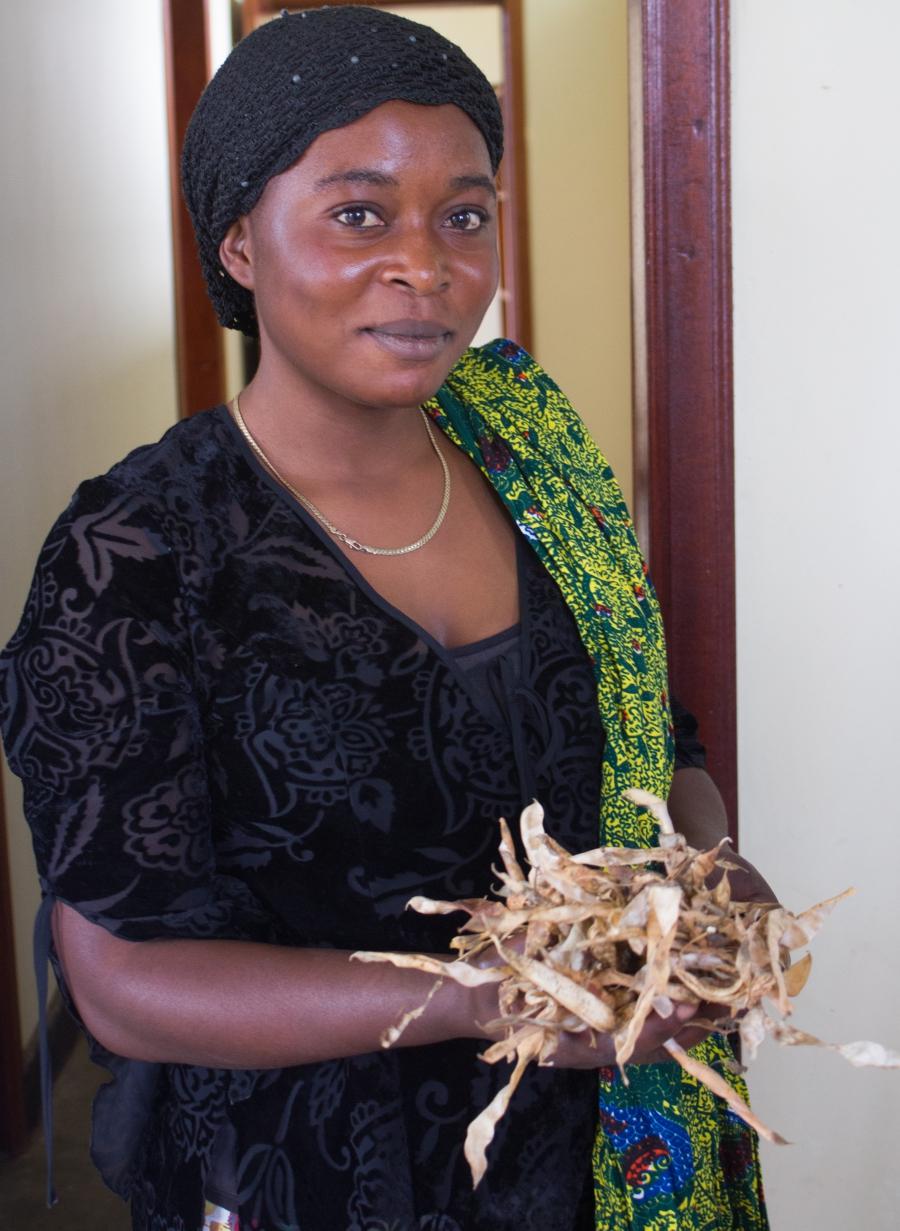 Jeanique Kavundahire mushrooms