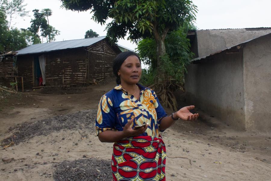 Aline Burasa Virunga