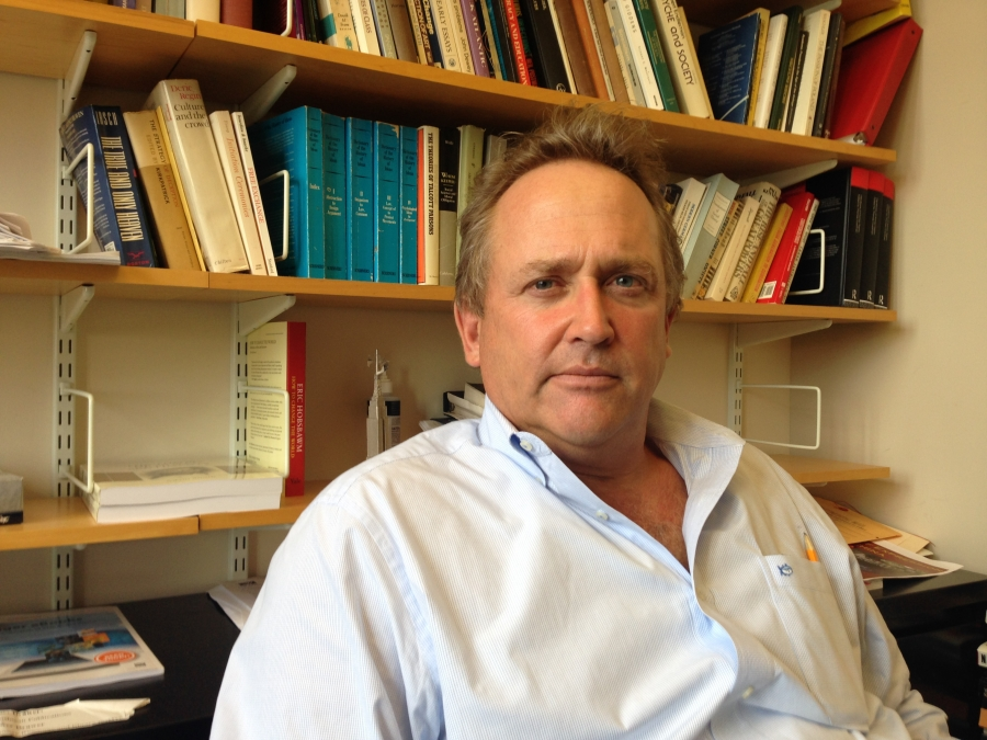 Sociologist Tom Cushman of Wellesley College.