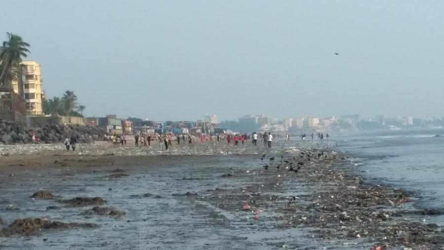 Versova beach, Mumbai