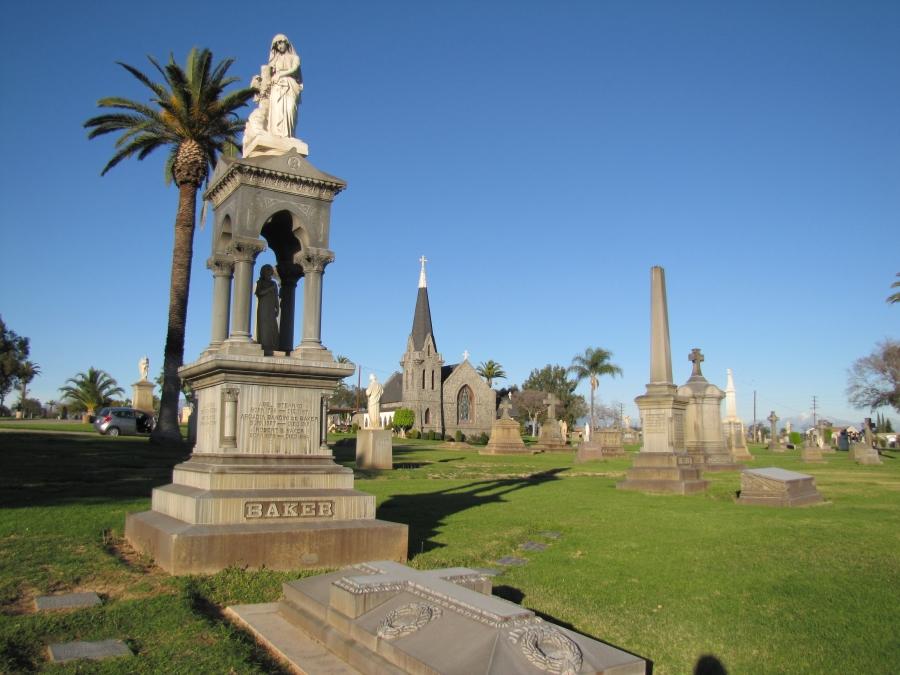 Calvary Cemetery, Los Angeles