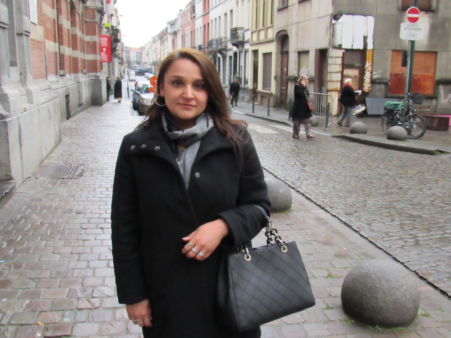 Shazia Manzoor has lived in Molenbeek for most of her life.