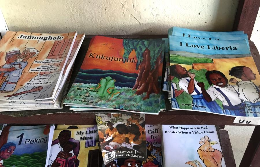 Liberian titles