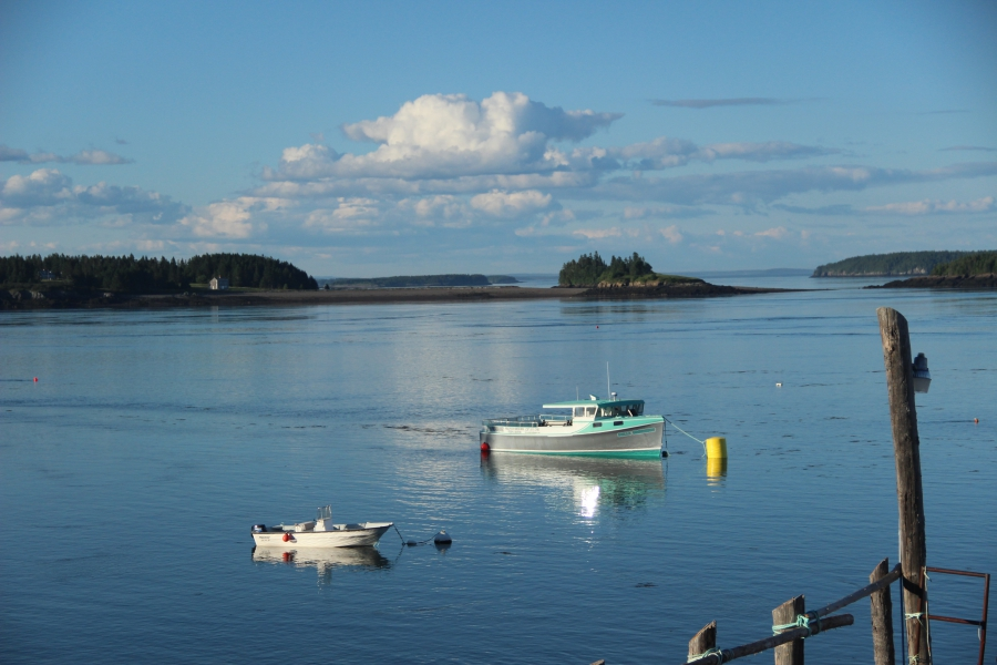 Eastport gets some vacation traffic, but not much partially due to its remoteness — it's the last city along the northern Maine coast.