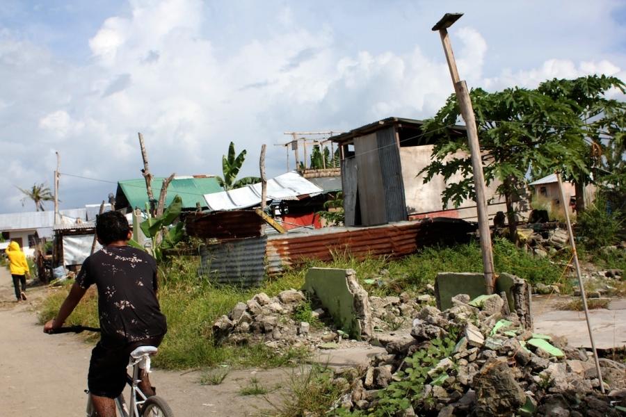 Tacloban City — one year after Haiyan
