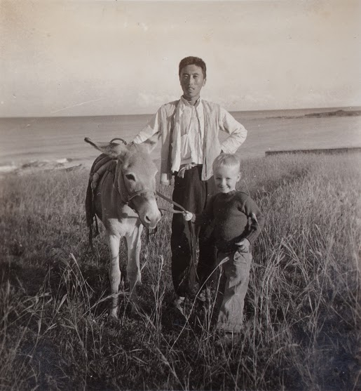 Photo taken by an American Presbyterian medical missionary couple - Dr. Ralph C. Lewis and Roberta T. Lewis - in China between 1933 and 1949.