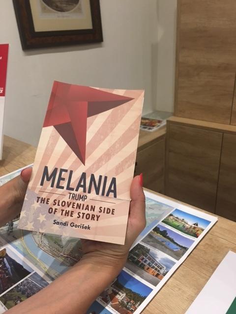 Melania Trump book