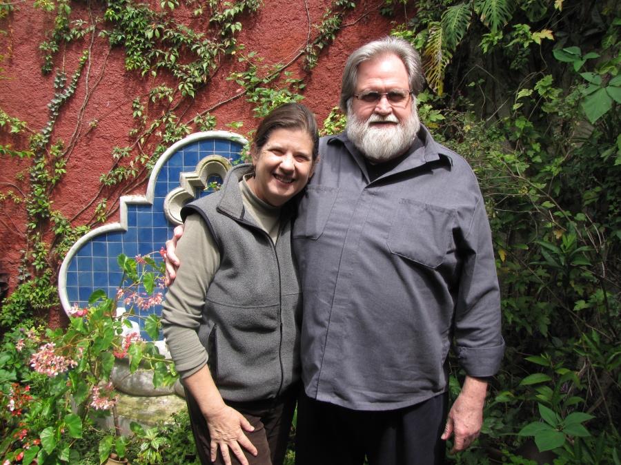Steve and Elaine Elliott
