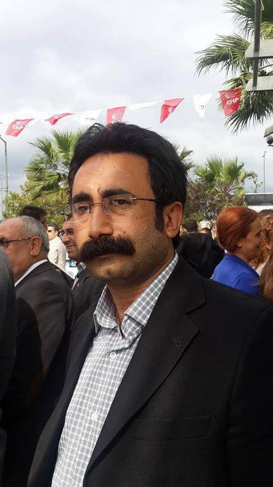Erdal Sarikaya is a veteran from the 2013 Gezi Park protests.