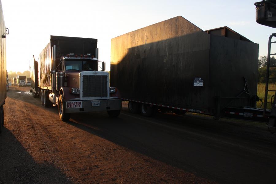 Disaster trucks
