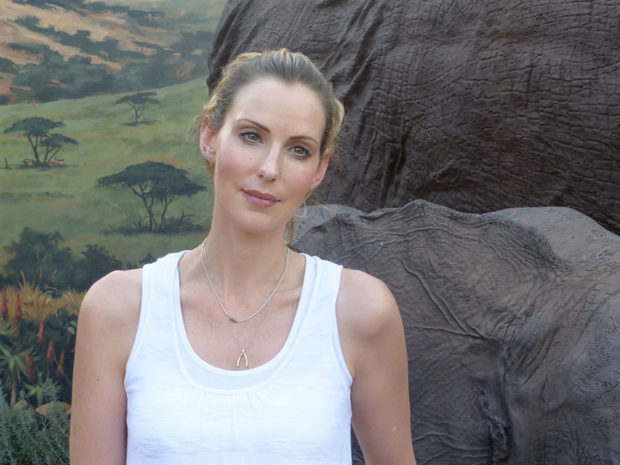 Lorinda Hern is the co-founder of the Rhino Rescue Project.