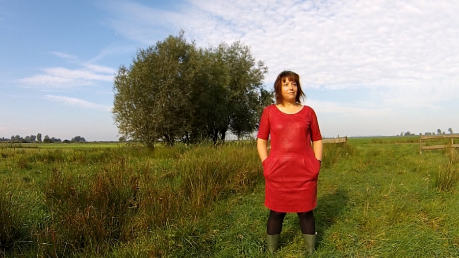 Ira Judkovskaja is the artistic director of Frisian-language theater company Tryater.