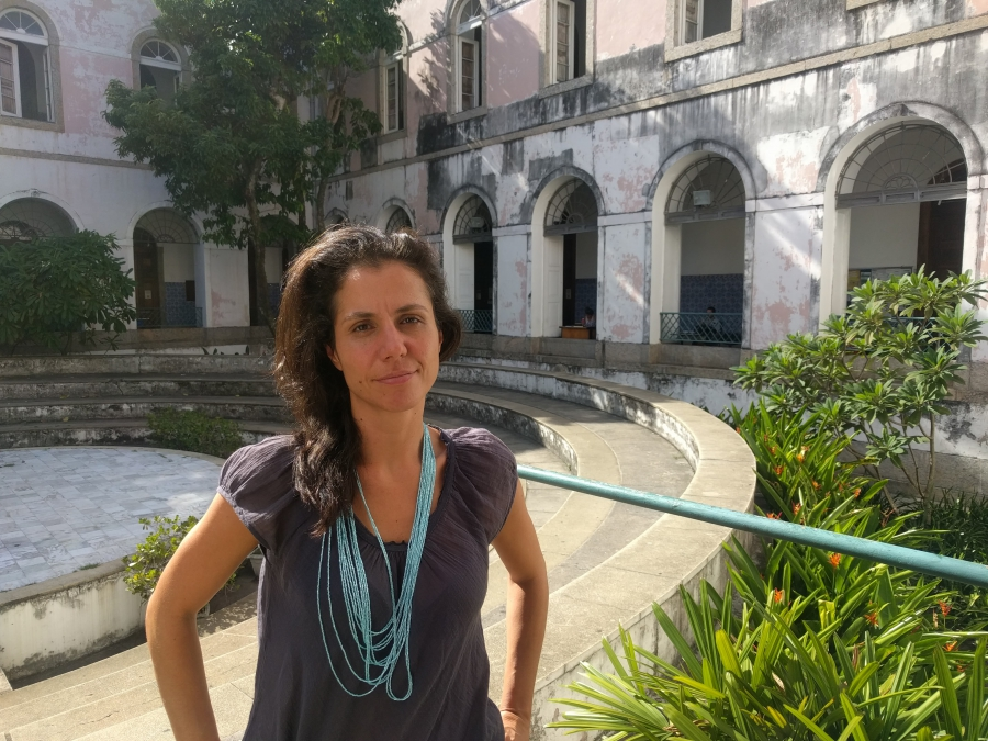 Isabela Nogueira is a professor at the Federal University of Rio de Janeiro's Institute of Economics, & head of its China Lab