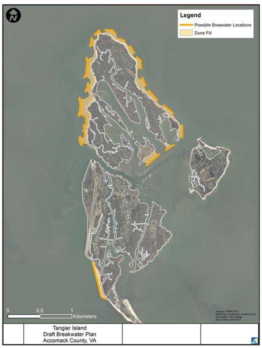 Tangier map
