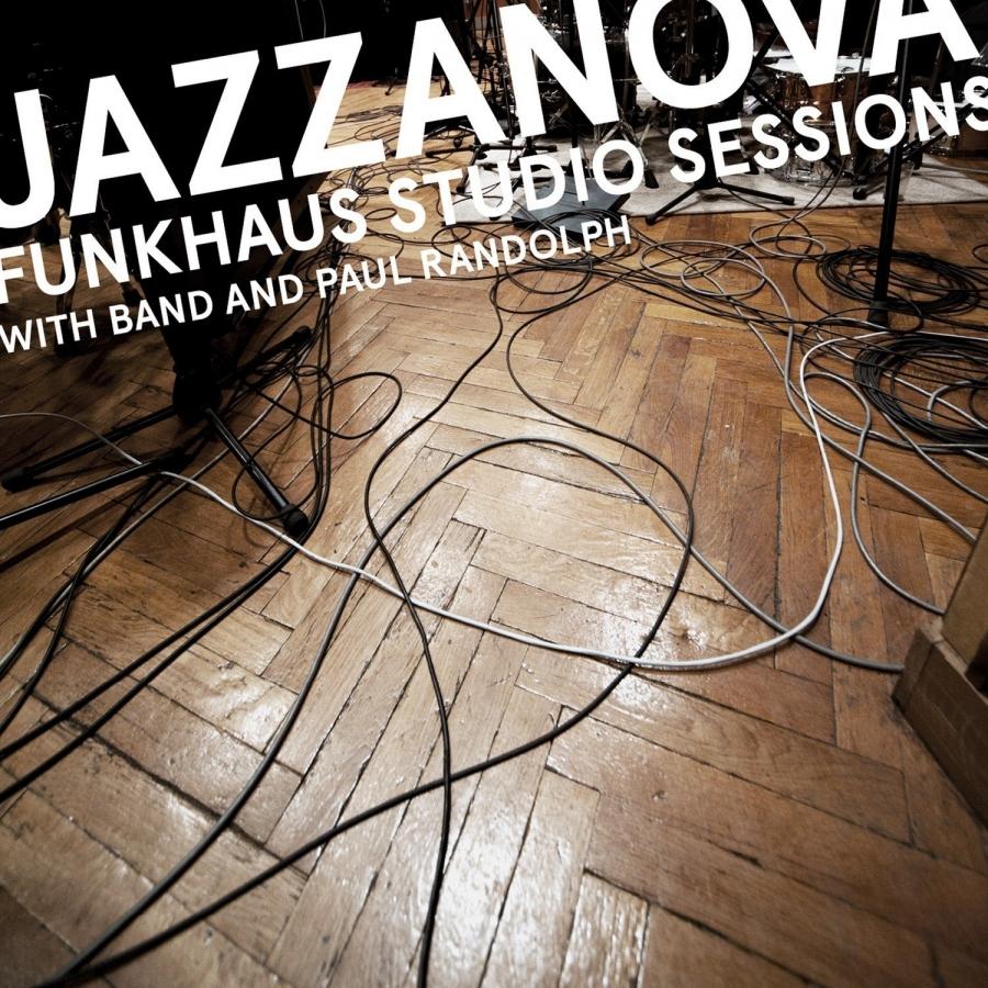 Jazzanova 'Funkhaus Studio Sessions'
