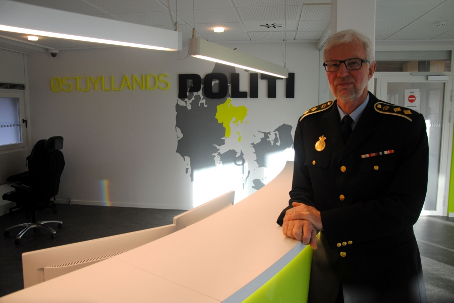Jorgen Illum is the police commissioner in charge of trying to reintegrate jihadis returning from Syria.