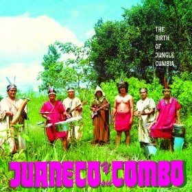 Birth of Jungle Cumbia