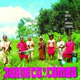 Birth of Jungle Cumbia