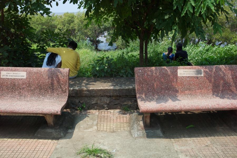 mumbai benches