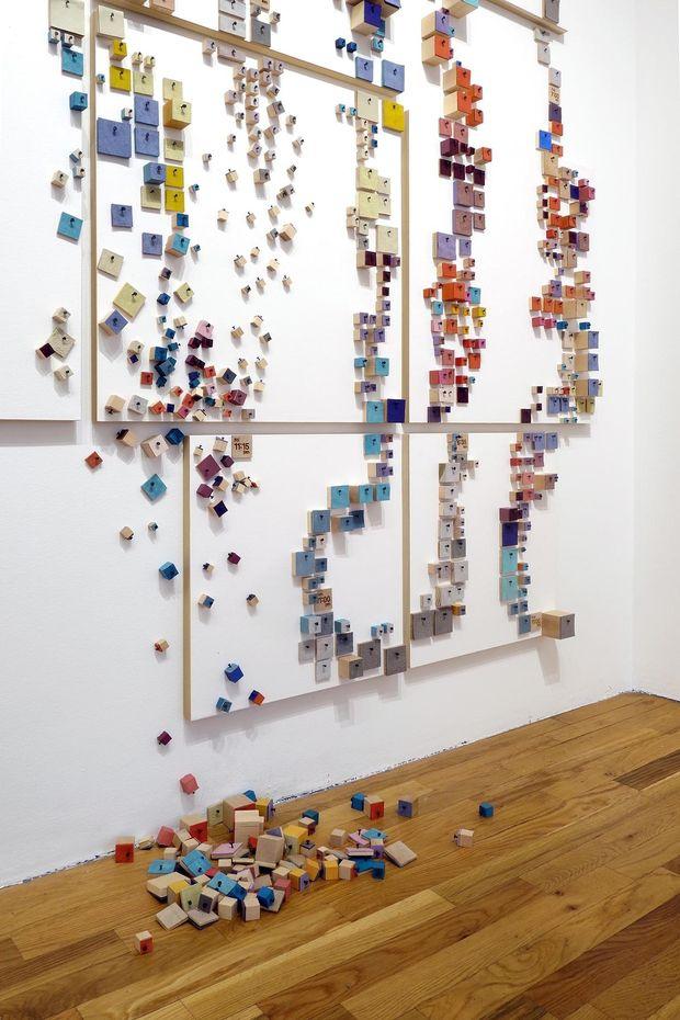 Laurie Frick art exhibit