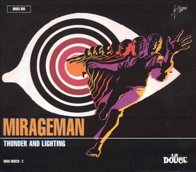 Mirageman - Thunder and Lightning