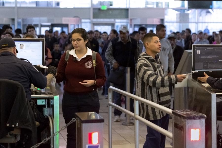 Artlet passes customs