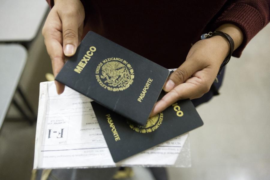 Artlet's passport