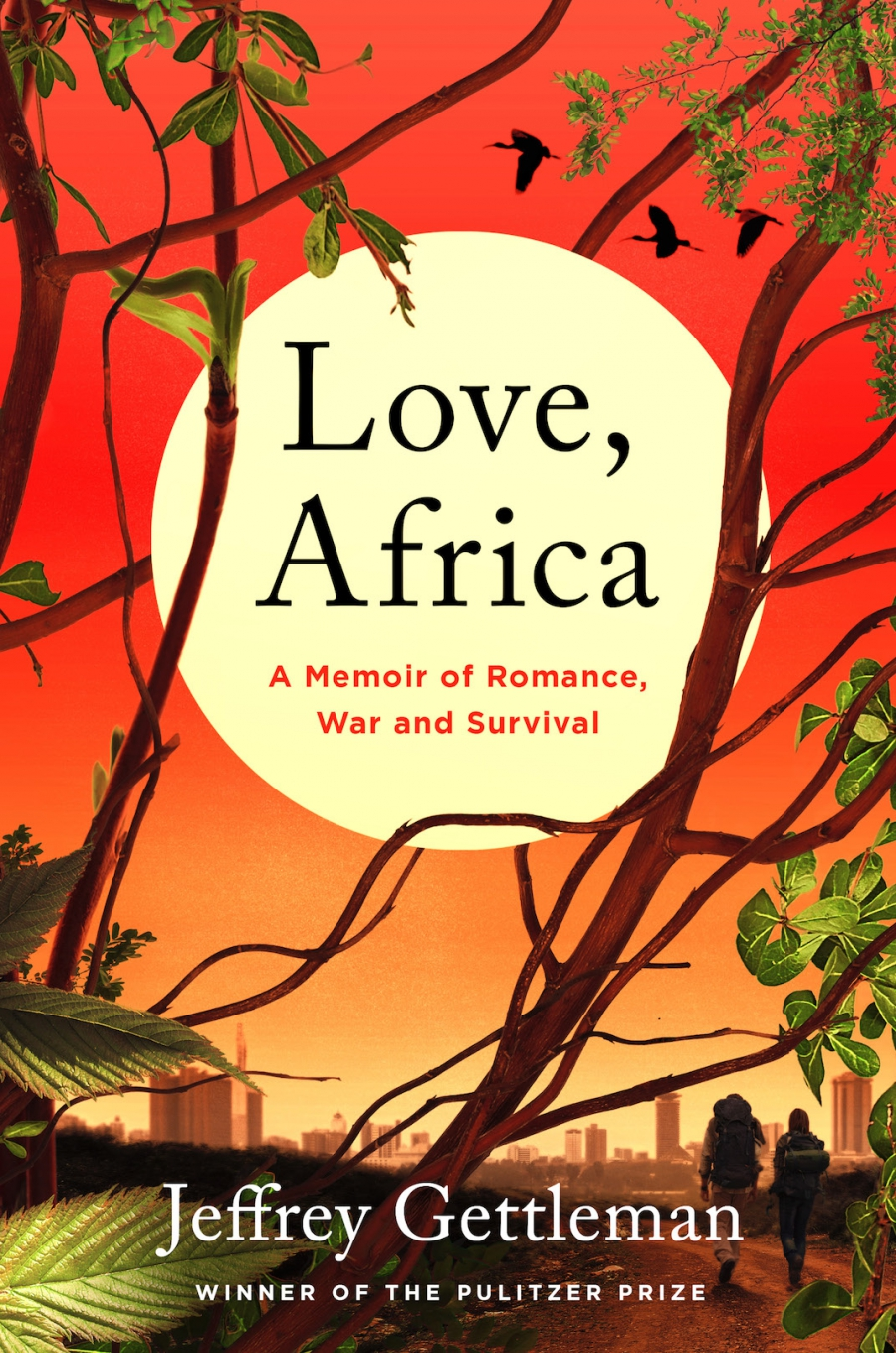 Love, Africa - new book by Jeffrey Gettleman