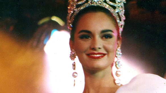 Lupita Jones, former Miss Universe Champion