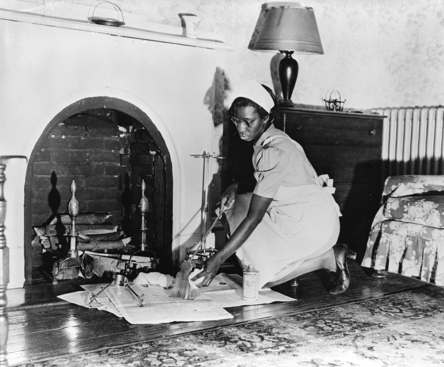 black domestic workers 3
