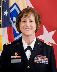 Major General Megan Tatu.
